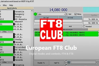 2020 – FT8 DX Contest